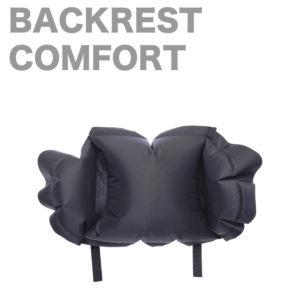 バックシート用 バックレスト コンフォート