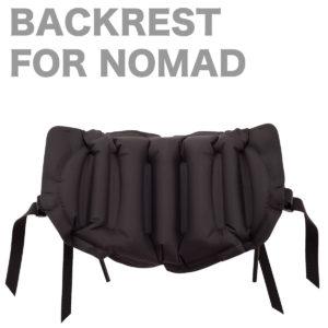 フロントシート用 バックレスト ノーマッドタイプ