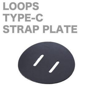 ループ LOOPS Cタイプ ストラッププレート