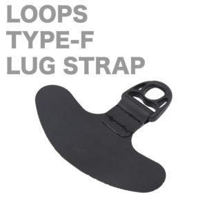 ループ LOOPS Fタイプ ストラップラッグ